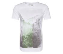 T-Shirt aus Organic Cotton weiß