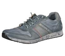 Sneaker blau / grau