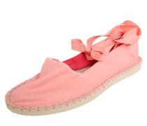 Espadrille beige / rosa
