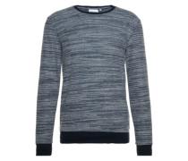 Sweatshirt 'Ivo' dunkelblau