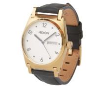 Armbanduhr 'Jane Leather' (Gehäuse: 35 mm) gold