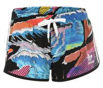 Shorts mit Print mischfarben