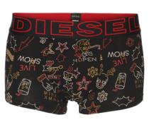 Pants mit Print 'UMBX-Damien' schwarz
