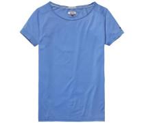 T-Shirt (mit Arm) 'thdw CN Knit S/S 10' blau
