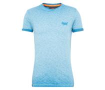 Shirt 'orange Label LOW Roller Tee' royalblau