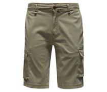Shorts mit Cargo-Taschen oliv