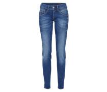 'Gila' Powerstretch-Jeans blue denim