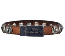Bracciali Armband Leder 20 cm cognac