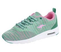 Sneaker mint / rosa
