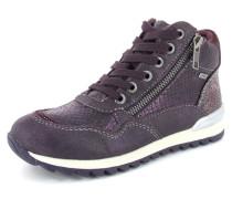 Sneaker Synthetik lila