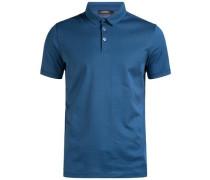 Poloshirt 'Pinto Lux-Pikee' blue denim