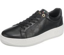 Brasilia Donne Low Sneakers schwarz