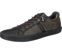 Crossline Sneakers braun / schwarz