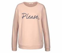 Jeans Sweatshirt rosa