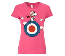 "T-Shirt ""Snoopy"" pink"