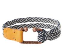 Armband 'Mendrix1' blau / braun