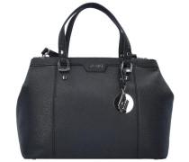 Shopping Zip Cannes Shopper Tasche 15 cm schwarz
