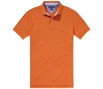 Poloshirt kurzämelig »50/2 Performance Polo S/S RF« orange