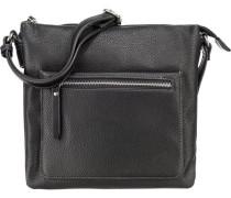 'Budapest' Handtasche schwarz