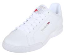 Sneaker 'npc II' weiß