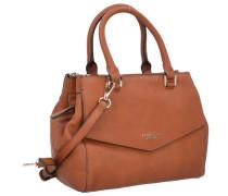 Handtasche 26 cm braun