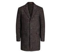 Klassische Jacke braun