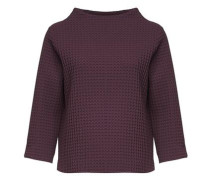 Sweatshirt 'Galvi' bordeaux