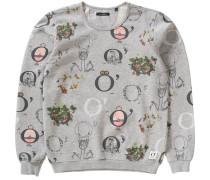 Sweatshirt grau / mischfarben