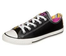 Chuck Taylor All Star OX Sneaker gelb / fuchsia / schwarz / weiß