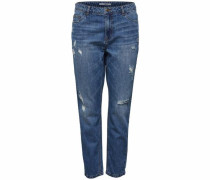Boyfriend-Jeans 'Tonni' blue denim