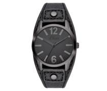 "Armbanduhr ""so-2935-Lq"" schwarz"