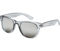 Klassische Sonnenbrille grau