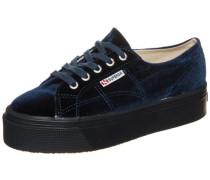 2790 VelvetW Sneaker Damen blau