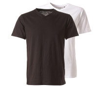 T-Shirt 'V Neck Double Pack'