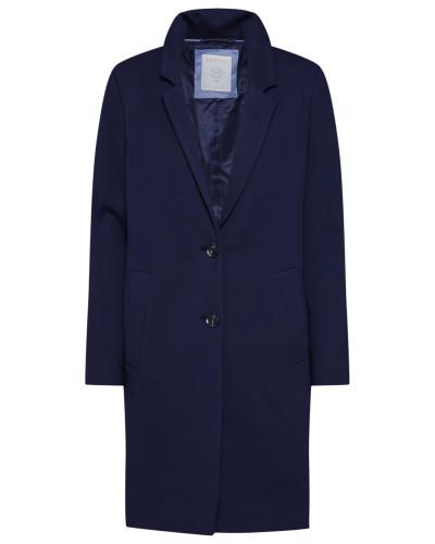 Mantel 'Blazer Coat' navy