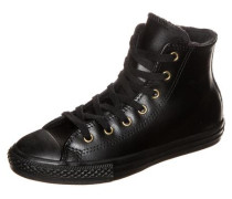 Chuck Taylor All Star Boot High Sneaker Kinder schwarz