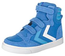 Sneakers High himmelblau