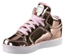 'Energy Lights' Sneaker rosegold