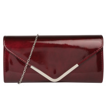 Clutch 'brianna' bordeaux