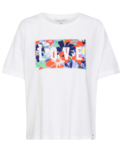 Shirt 'oversized tee with print'