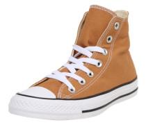 Sneaker 'Chuck Taylor All Star Hi' cognac