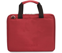 Notebook Laptoptasche 40 cm karminrot