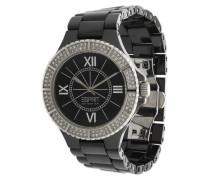Armbanduhr Isis El101322F06 schwarz