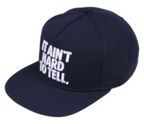 Snapback 'Hard To Tell' navy / weiß