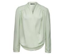 Bluse aus Chiffon 'Dafny' grün