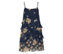 Kleid 'daris' dunkelblau / mischfarben