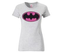 "T-Shirt ""Batman"" grau"