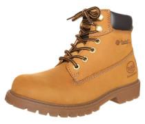 Boots im Worker-Stil braun