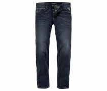 Regular-fit-Jeans 'Grover' dunkelblau