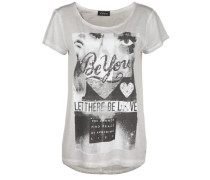 Shirt 'BE You' grau